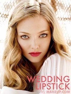 Bridal Beauty: Wedding Day Lipsticks That Actually Last! • Makeup.com #dental #poker