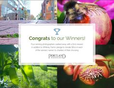 Portland Nursery used Facebook to run a fast and fun #photocontest, raise funds for local #nonprofits, & celebrate fans' photos of our natural world.  Click & download the case study to read the full story #FWB40 case studi