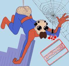 Como seria o homem-aranha cientificamente correto