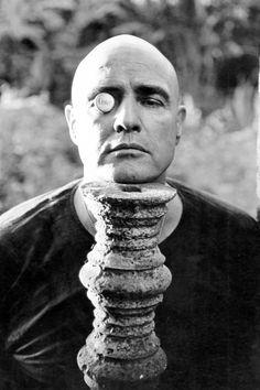Marlon Brando,  Apocalypse Now,  Francis Ford Coppola, 1979