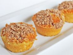 @Natala Constantine mini coffee cakes (gluten-free) (via serious eats)
