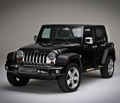 Jeep - I will own one someday!
