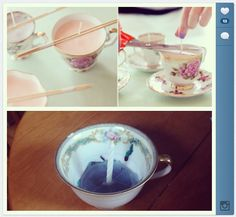 pinterest fail teacup candles