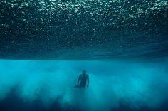 Behind the lens   Chris Burkard goes overseas and underwater
