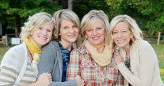 girltalk / Carolyn Mahaney and daughters