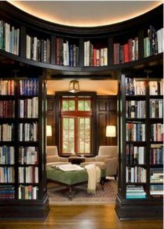 Cozy library.