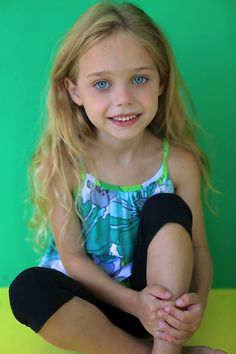 Ava Child Model, First Models and Talent Agency, Inc.