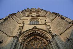 Grote kerk in Breda