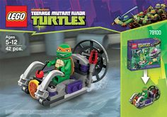 Alternate-LEGO-TMNT-build #LEGO Lego lego
