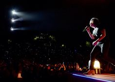 Harry Styles at The Rose Bowl - Sept 11th...I literally am right where that crowd is!!