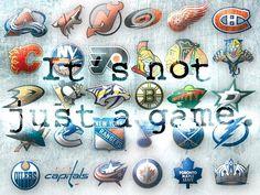 nhl logo, game