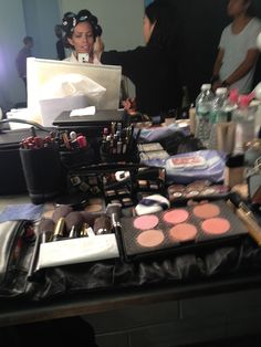 Backstage spy. Tips and tricks I learned from behind the scenes at my Allure photo shoot.