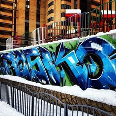 WinterRasko #rasko #graffiti #grafite #insta #art #3d #street #best #bombing #beautiful #nice #painting #drawing  http://www.facebook.com/dmitry.rasko