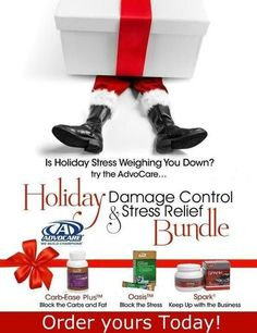 Do you just want new clothes for Christmas   OR do you want new clothes in the size you want to be?? AdvoCare can help. I've lost 108 lbs this year with diet, exercise, and AdvoCare! Not a fad get results...real results. I can help www.advocare.com/110913165