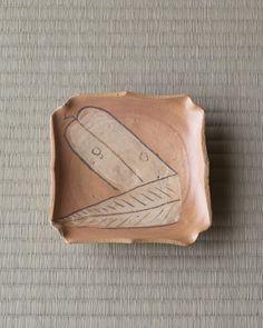 // Edo period, Oribe red
