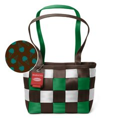 Harvey's Seatbelt Bag in Mint Chip