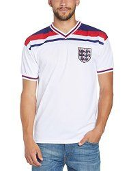 England World Cup 1982 T-shirt