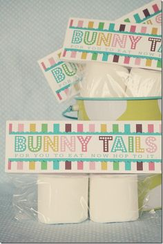 bunny tails