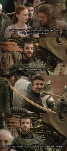 Game of Thrones meets Arrested Development no.8