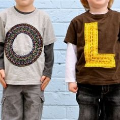 25 Free Tutorials to make the coolest and cutest boys clothing and accessories.
