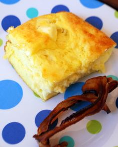 Cheesy Egg Casserole- christmas morning (with ham)