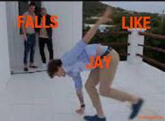 More like #FallsLikeJay