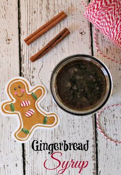 Gingerbread Latte Re