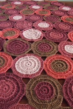 Ravelry: Circles in Circles pattern by Yumiko Alexander