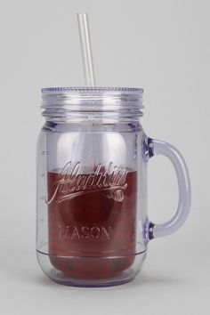 Mason Jar To-Go Cup #urbanoutfitters