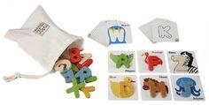Plan Toys Alphabet Game