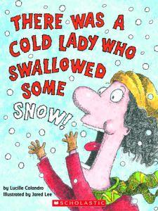 snowy storytime theme