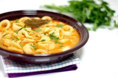 Calamares en salsa de mostaza