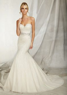 Beautiful Bridal Collection Angelina Faccenda By Mori Lee