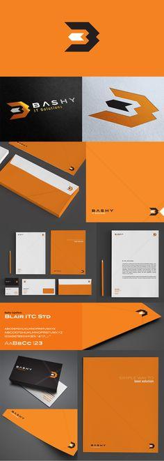 bashy| #stationary #corporate #design #corporatedesign #logo #identity #branding #marketing <<< repinned by an #advertising agency from #Hamburg / #Germany - www.BlickeDeeler.de