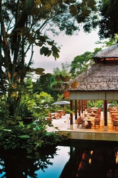 Uma Ubud, Bali • Taken from Brides Magazine