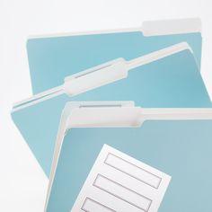 Client File Folders