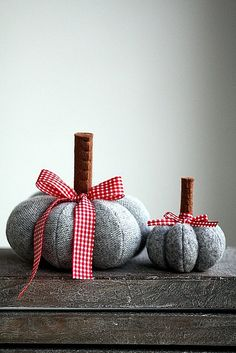 Grey Pumpkins by mad