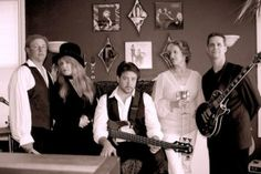 Fleetwood Mask is a Fleetwood Mac tribute band from the San Francisco Bay Area of Northern California.