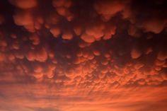 Storm clouds gathered over Gorzow Wielkopolski, Poland by Lech Musynski
