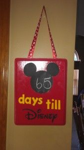 DIY Disney Family Vacation Crafts