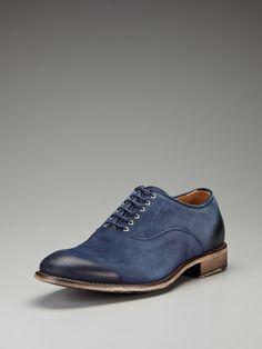 Bespoken Derby Oxford Shoes