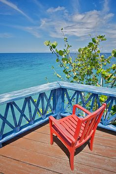 #COTM Coral jamaica - been here but would love to go back. The water really is that blue.