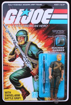G.I. Joe Rock 'n Roll 1983