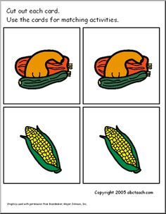 Fall Printables from ABCteach - - Pinned by #PediaStaff.  Visit http://ht.ly/63sNt for all our pediatric therapy pins