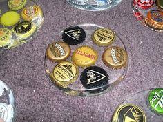 bottle cap coaster