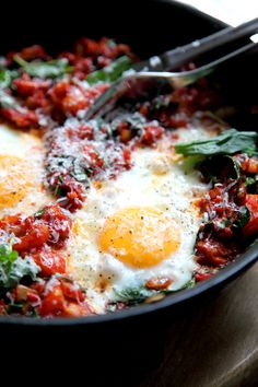 Big Brunch Tomato Eggs