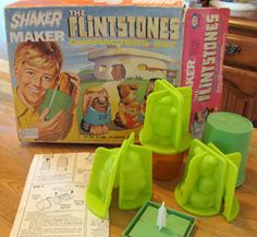 Shaker Maker -omg, forgot about this - had so much fun!!!