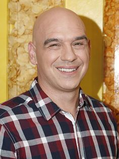 "Iron Chef star Michael Symon shares his tips for a happy marriage: ""You cook together, you stay together."""