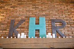 Individual letter - yarn monogram
