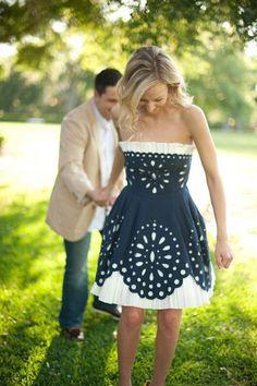 cute pic, cute dress